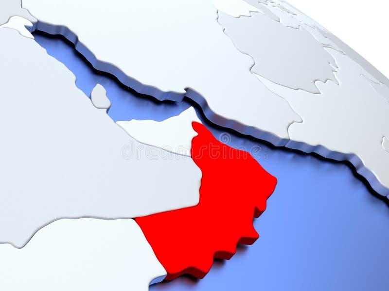 Oman on world map stock illustration illustration of international download oman on world map stock illustration illustration of international 78580223 gumiabroncs Choice Image