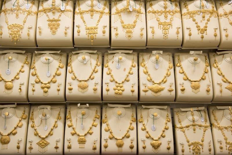 Omani Gold Suk stock image