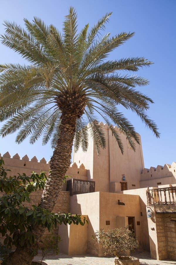 Omani huis stock fotografie