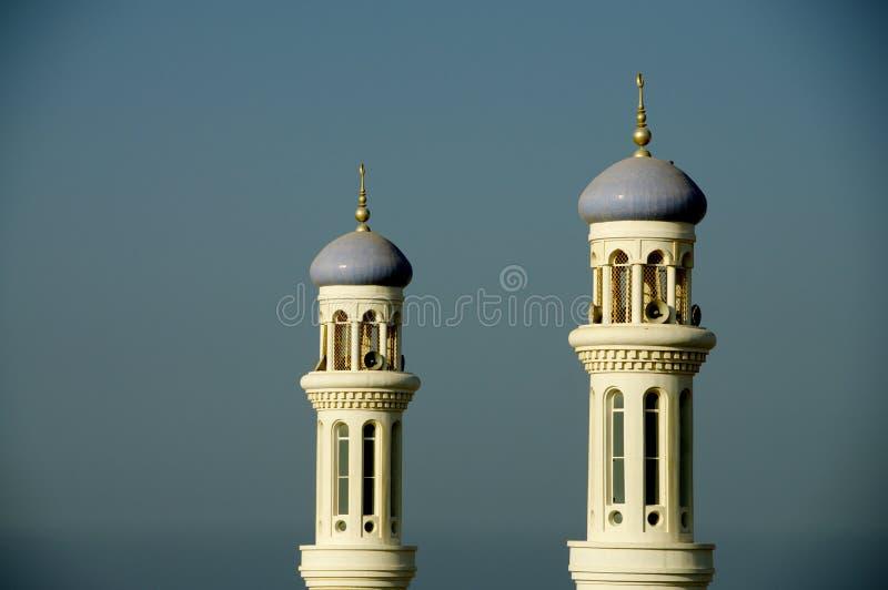 Download Omani minarets stock photo. Image of architecture, palace - 27487246