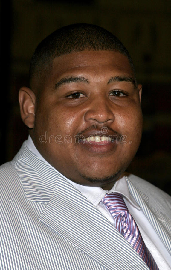 Omar Benson Miller. November 3, 2005 - Hollywood - Omar Benson Miller at the Paramount Pictures' Get Rich or Die Tryin' Los Angeles Premiere at the Grauman's royalty free stock images