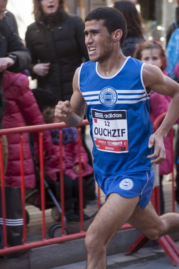 Omar Ouchzif, Mitja Marato Granollers