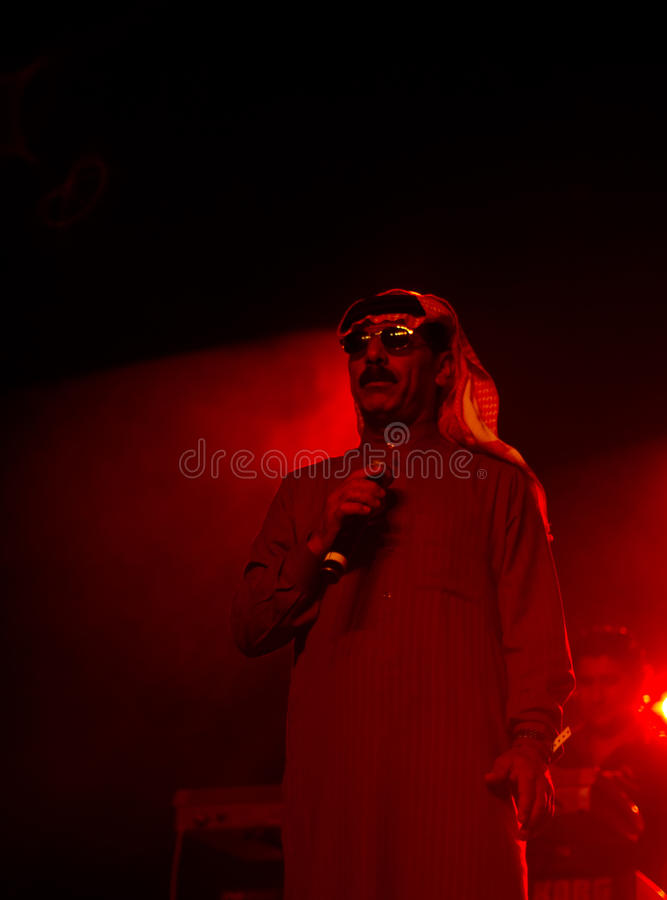 Download Omar Souleyman -  A Syrian Musical Legend Editorial Photography - Image: 15691162