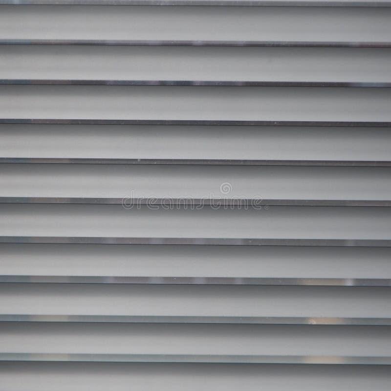 Ombra di una struttura dei paraocchi della finestra fotografia stock