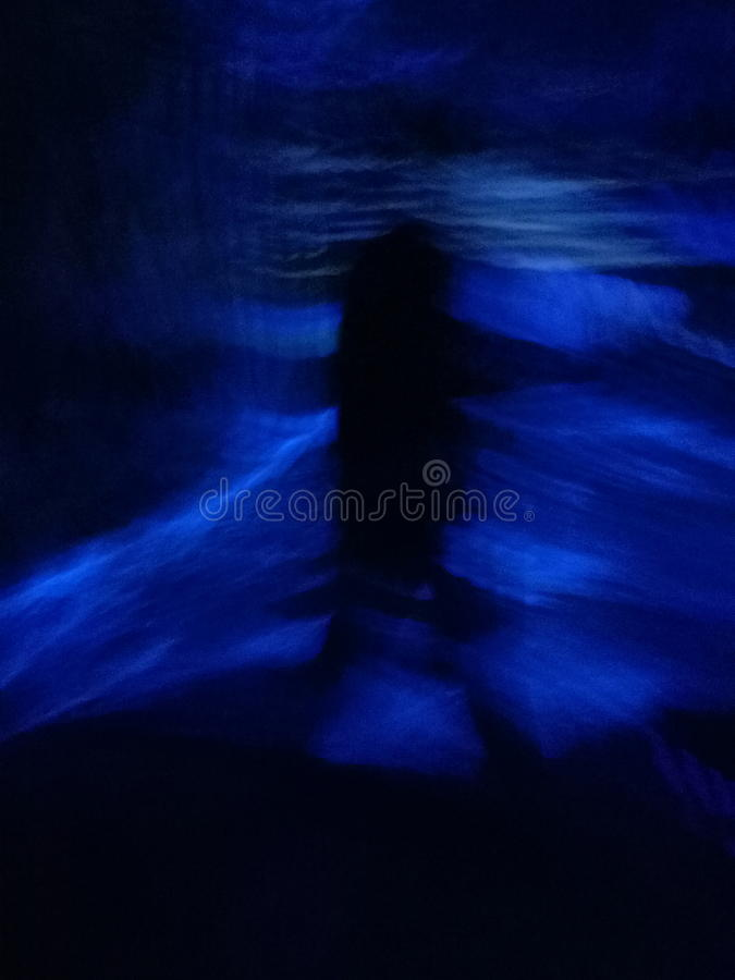Ombre photographie stock