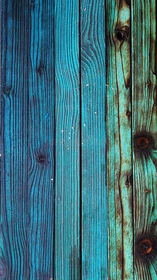 Ombre blu fotografia stock