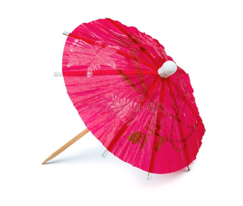 Ombrello del cocktail fotografia stock