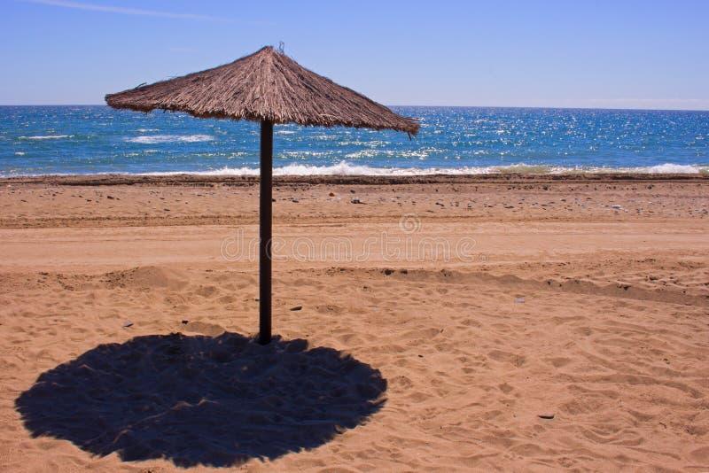 Ombrello di Sun immagini stock libere da diritti