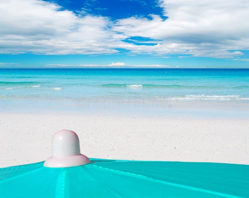 Download Ombrello ed acqua fotografia stock. Immagine di esterno - 30825536