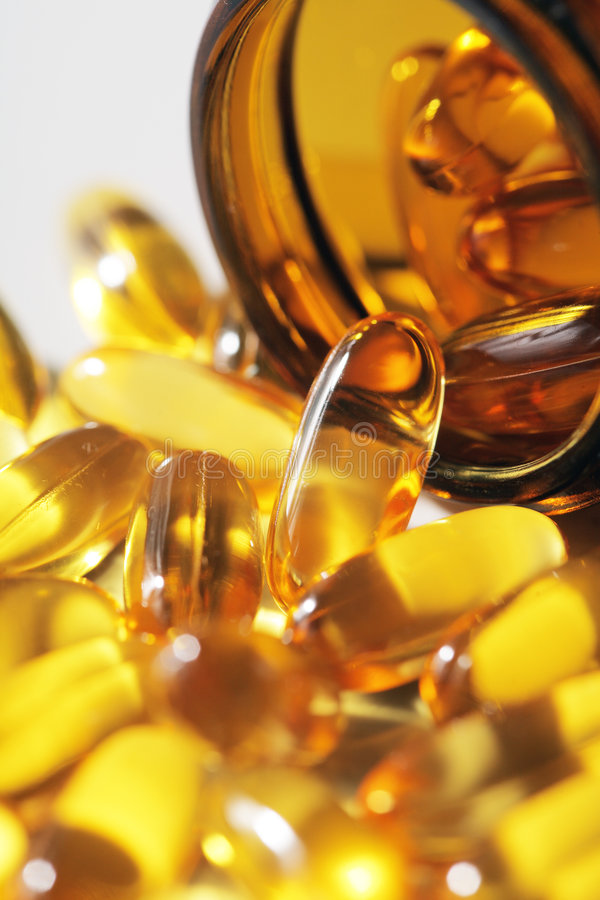 Omega-3 Stock Images