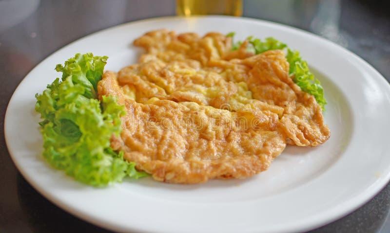 Omelett arkivfoto