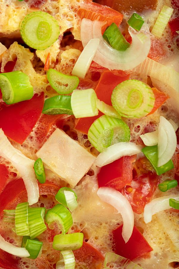 Omelett imagenes de archivo
