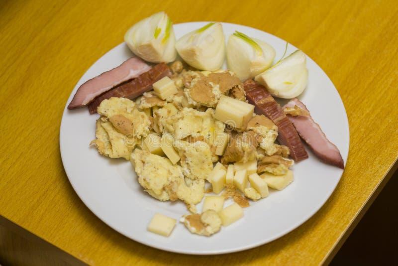 Omelette photos stock
