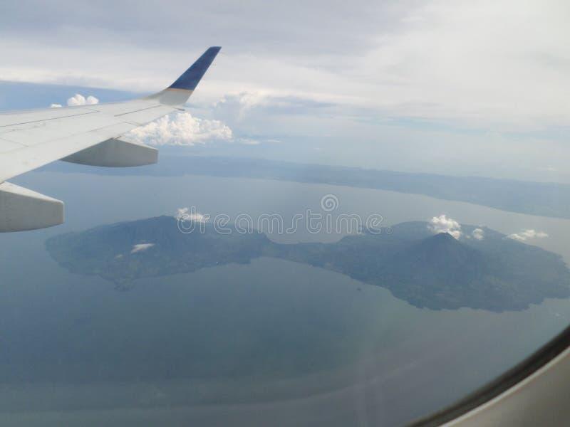 Ometepeeiland, Nicaragua royalty-vrije stock foto