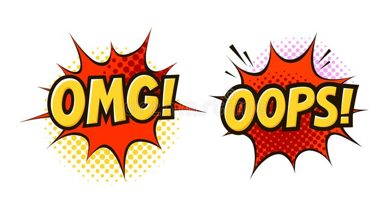 Sign In To Save It To Your Collection - Oops In A Speech Bubble - Free  Transparent PNG Clipart Images Download