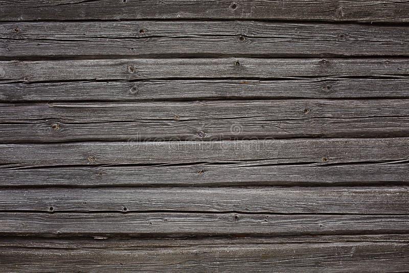Omheinings oude rustieke donkere grijze gradiënt als achtergrond royalty-vrije stock afbeeldingen