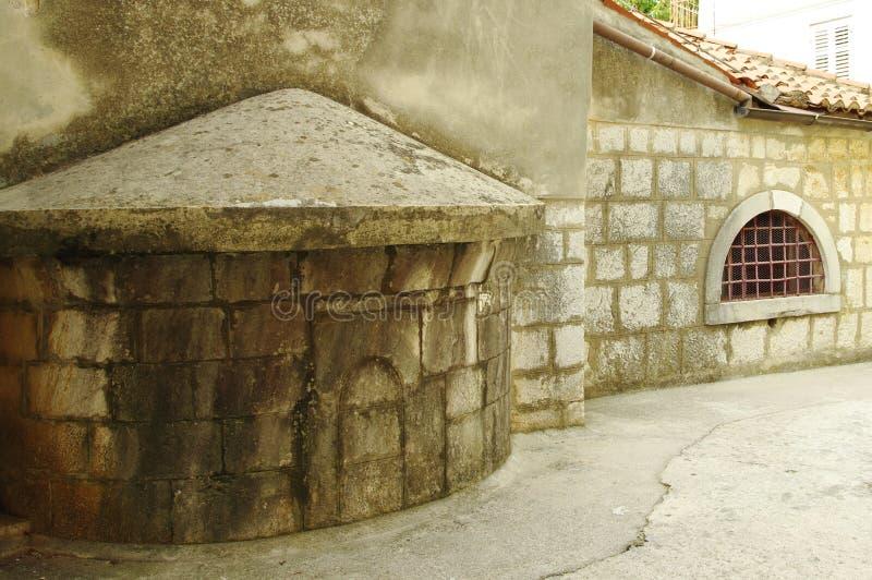 Omisalj, Croácia imagens de stock royalty free