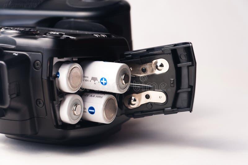 Download Omladdningsbart batteri arkivfoto. Bild av upprepat, vitt - 27283822