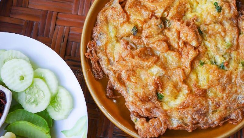 Omlet z warzywem zdjęcia royalty free