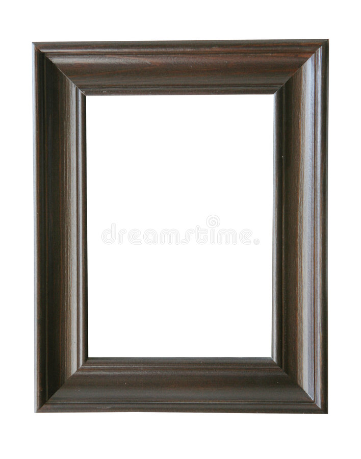 Omlijsting stock foto