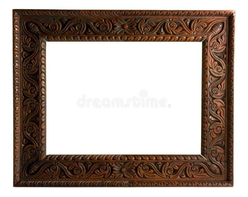 Omlijsting met het knippen van weg stock fotografie