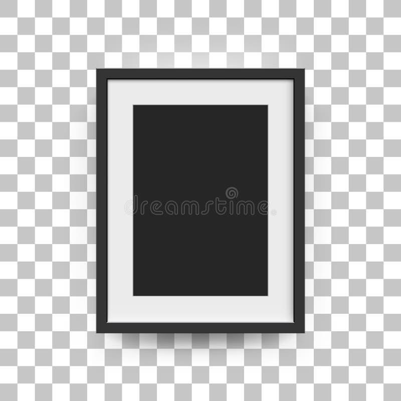 Omlijsting voor foto's royalty-vrije illustratie