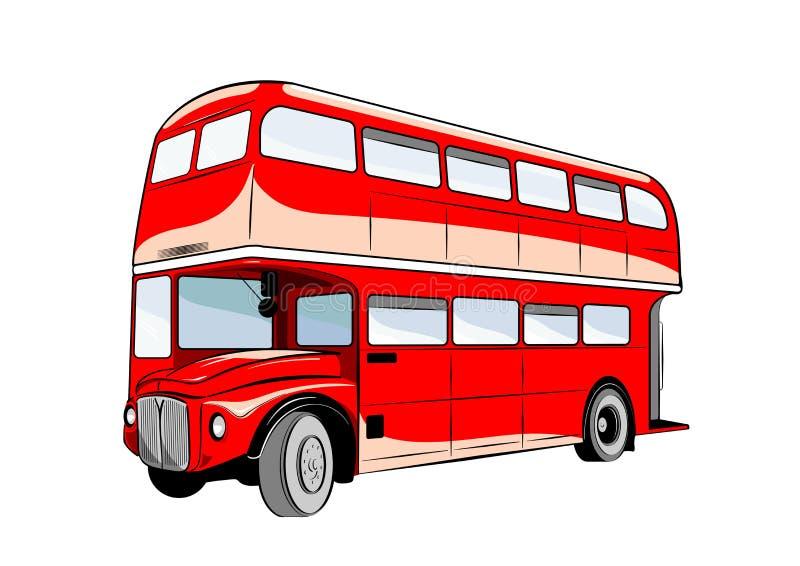 Omnibus libre illustration
