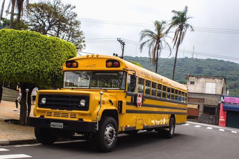 Omnibus de viaje fotos de archivo