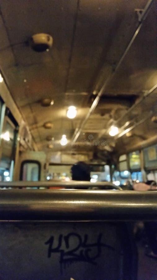 Omnibus en Tailandia fotos de archivo libres de regalías