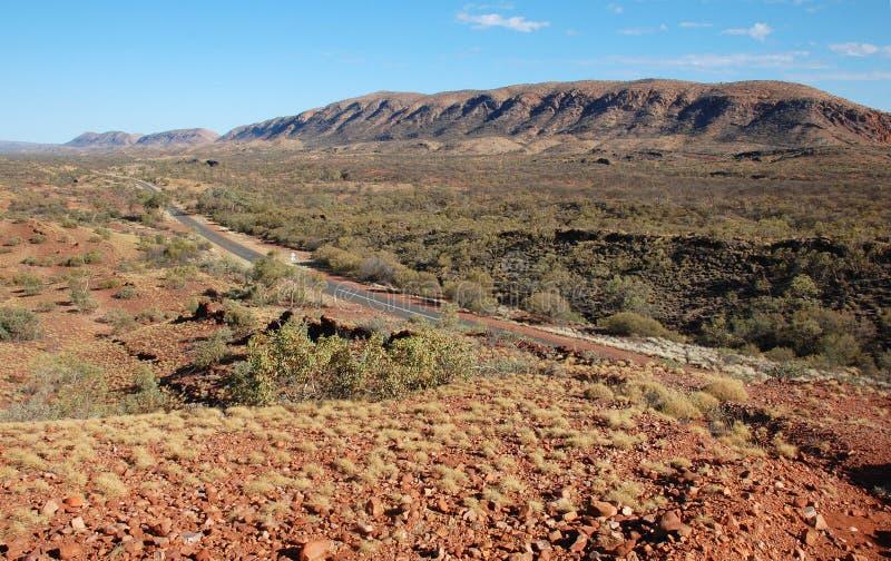 områden för Australien flindersberg fotografering för bildbyråer