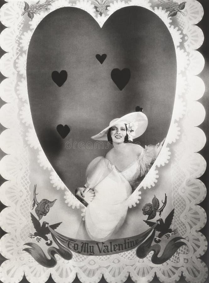 Omringd door liefde stock foto's
