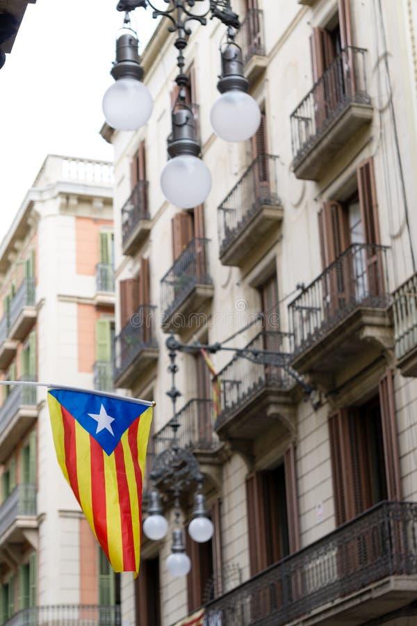 Onafhankelijkheidsvlag stock fotografie