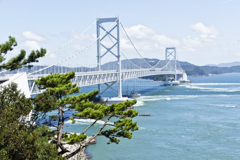 onaruto моста стоковое фото