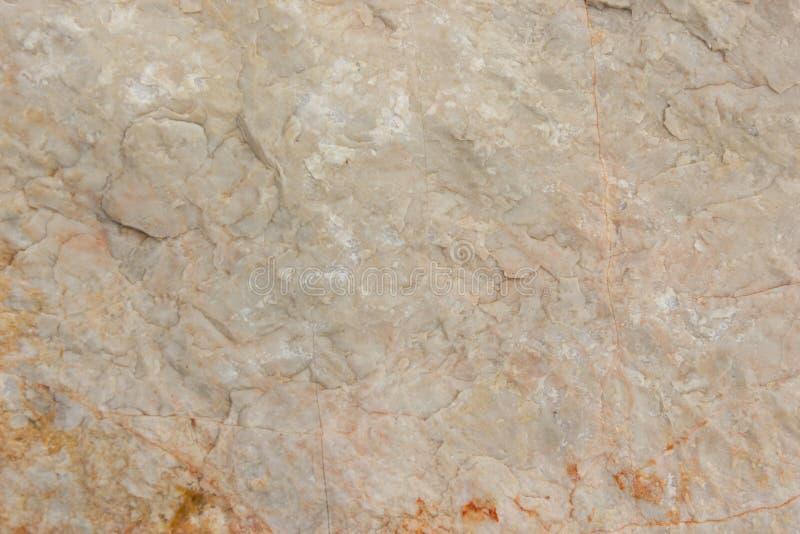 Onbehandelde marmeren steentextuur, close-up stock foto