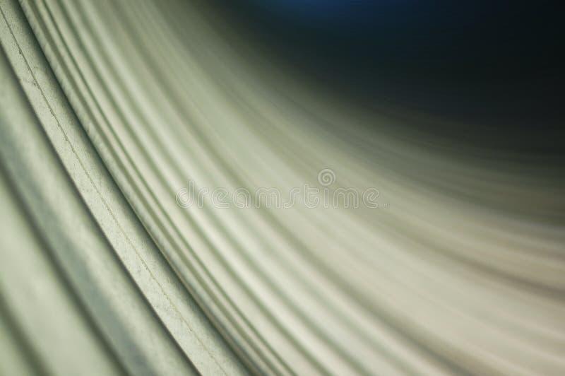 Onbekend in minimalism en abstractie abstracte van de lijnenminimalism van de abstractielijn de boogbuis royalty-vrije stock foto