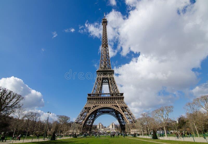 Once w życie czasie w Paryż obraz stock