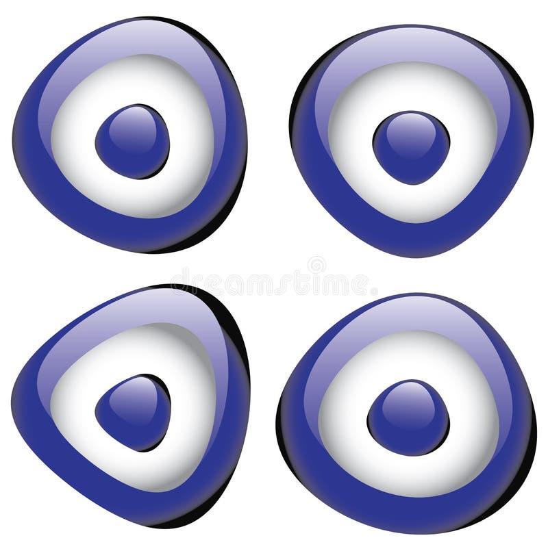 ond ögonturk för pärla