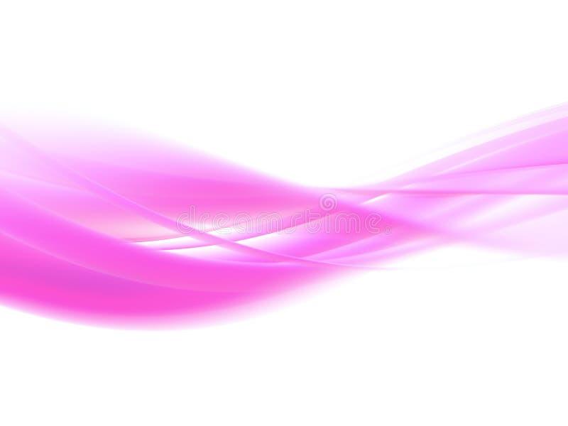 onda abstracta ilustración del vector