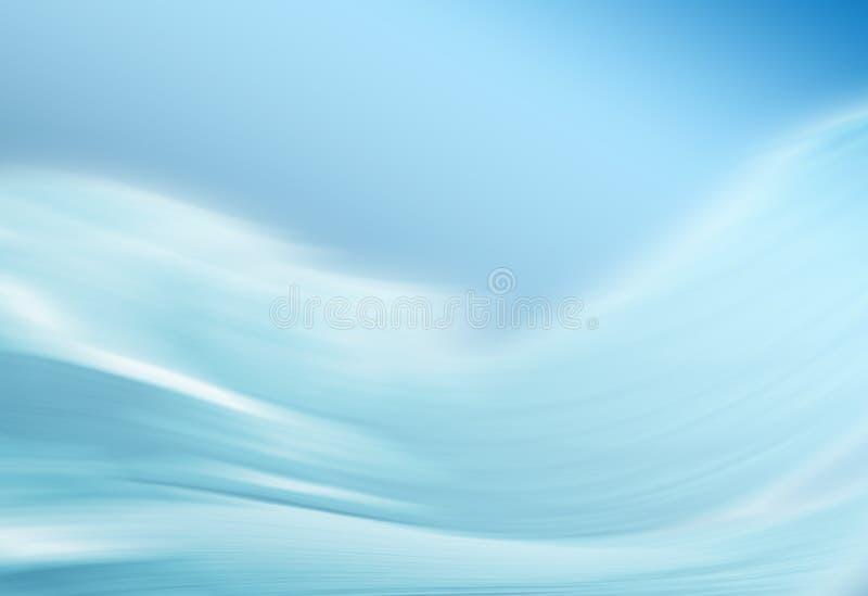 Download Onda azul stock de ilustración. Ilustración de creación - 1284767