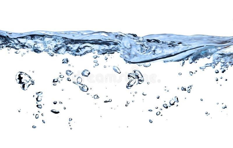 Onda de agua fotos de archivo