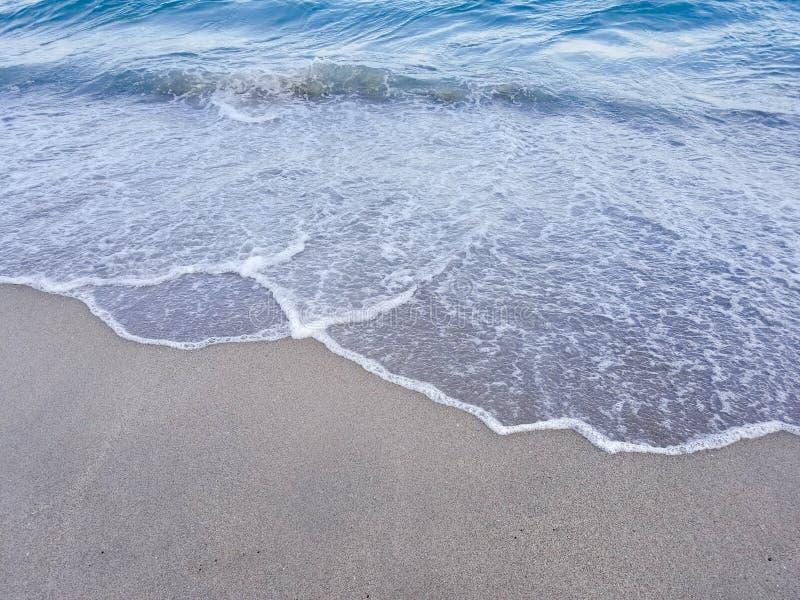 Onda de la playa de la Florida fotos de archivo