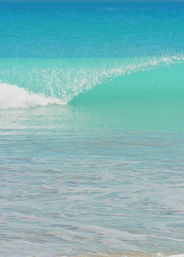 Onda del Aqua imagenes de archivo