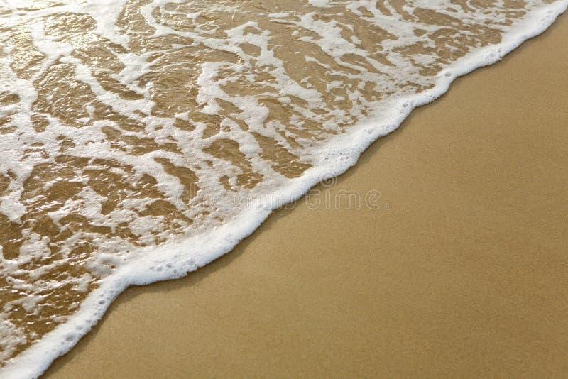 Onda del mar fotografía de archivo libre de regalías