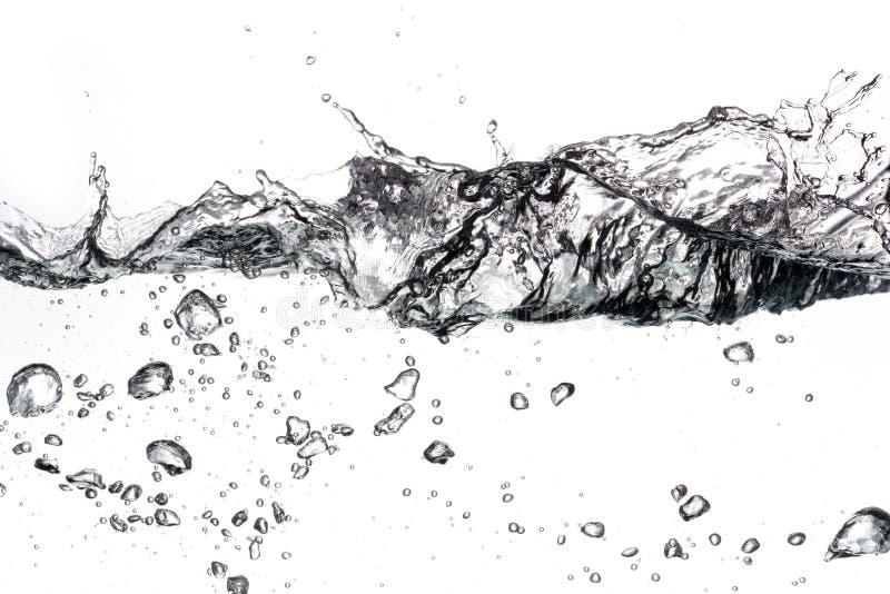 Onda di acqua fotografia stock