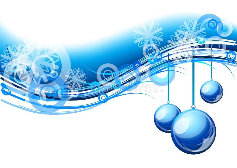 Download Onda do Natal ilustração do vetor. Ilustração de novo - 16874209
