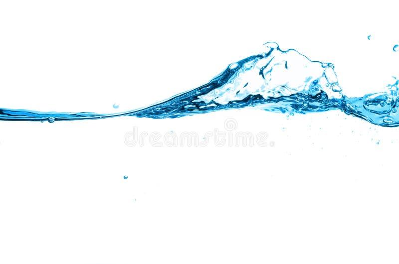 Ondas de água imagens de stock