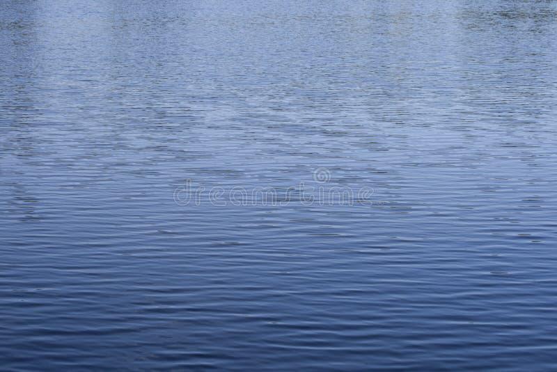 Ondas de água azul fotos de stock royalty free