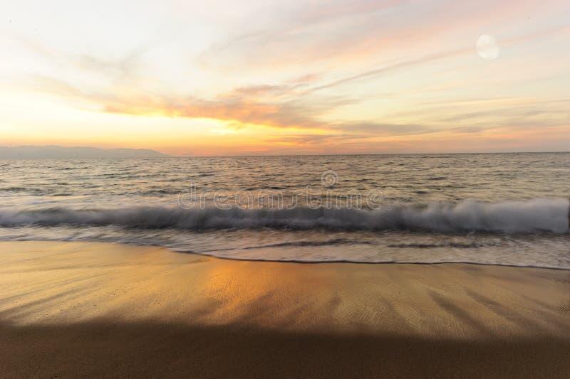 Ondas de océano imagen de archivo