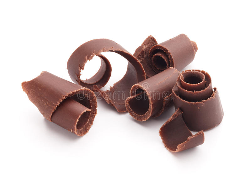 Ondas do chocolate foto de stock royalty free