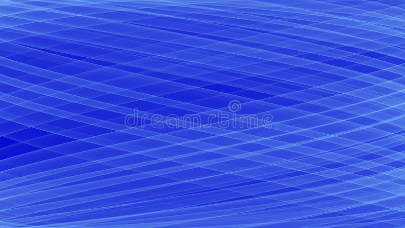 Ondas iluminadas da tecnologia fundo abstrato ilustração stock